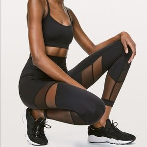 Lululemon forget the sweat leggings